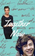 Together now. Larry Stylinson Age regression  by golden_adore