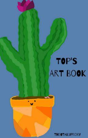 A Frikin Art Book by TheOtakuProxy