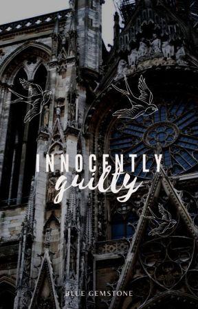 Innocently Guilty [Fred Weasley] by BlueGemstone