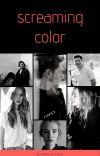 screaming color // n.h. au cover
