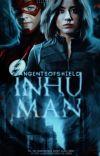 Inhuman|Barry Allen\Flash| cover
