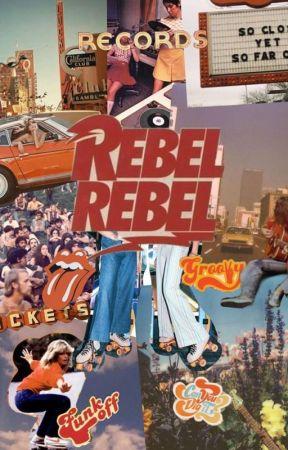 Rebel Rebel | S.H. by foolzg0ld