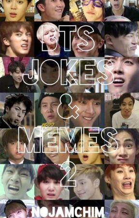 BTS Jokes & Memes 2 by NoJamChim