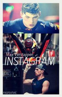 Instagram {Max Verstappen} cover