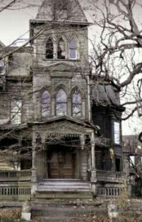 The haunted house! by HorrorQueen20