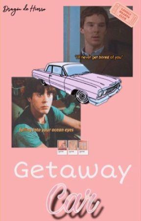 Getaway car; StrangeIron by DragonOfIron
