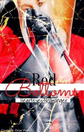 Red Bottoms  by hearteyes4killmonger