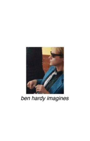 ➬ BEN HARDY IMAGINES by metaphoricll