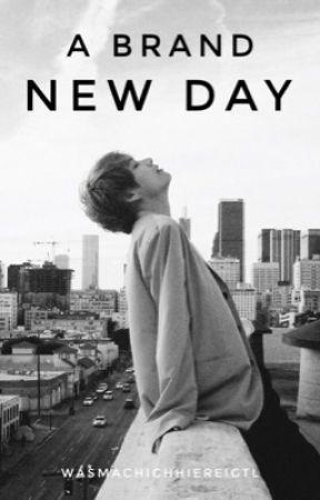 A brand new day [ Taehyung | BTS | FF ] by kpopwasdas