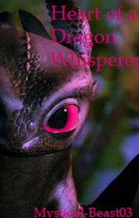 Heart of a Dragon Whisper (An RTTE Fanfic) cover
