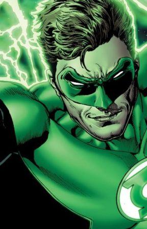 Hal Jordan Oneshots by Remember-to-write