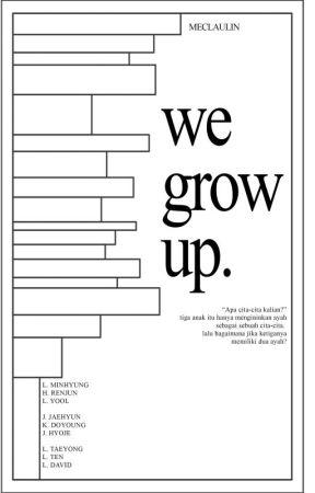We Grow Up by Meclaulin