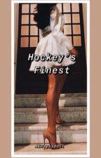 Hockey's Finest  A.Burakovsky  by alwaysadoll