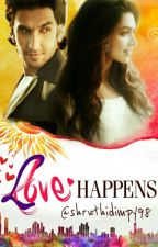 Love Happens  by dracaryshope