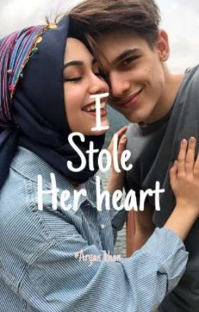 I stole her heart  by real_zayn01