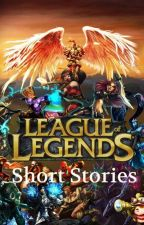 League of Legends: Short Stories by disnoca