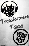Transformers- Talks cover