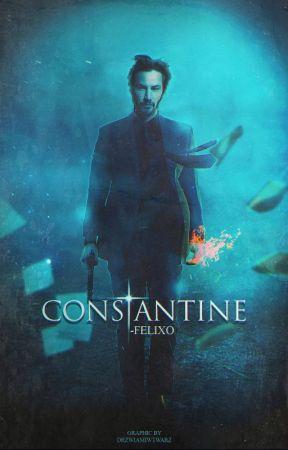 CONSTANTINE ✝ by -felixo