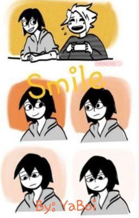 Smile [Mostly Kamisero] by YaBoiSero