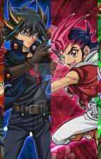Yu Gi Oh! Bonds Across Time (Remake) by AnimeHetaliaGirl124