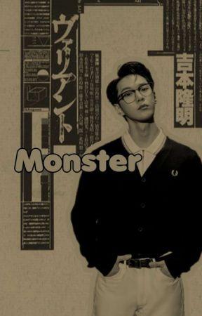 monster by reveluevs