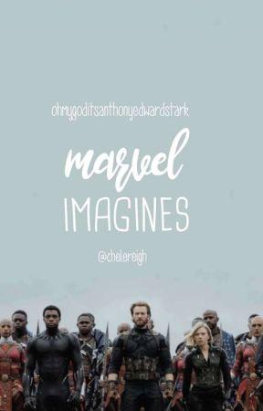 MARVEL IMAGINES || ONE.  by RainbowNonie