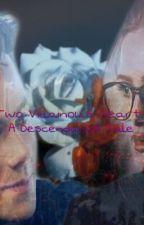 Two Villainous Hearts: A Descendants Tale by DrkyDoodles