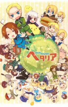 Hetalia: Ask the characters by clairvoyantmiester