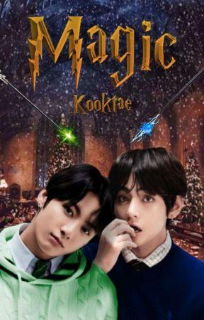 magic ; kooktae   by Leabooks3