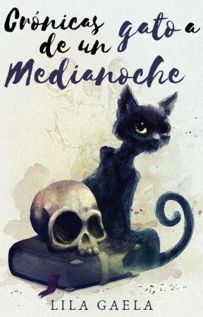 【Crónicas de un gato a medianoche】 by LilaGaela