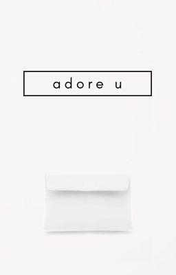 seventeen   adore u