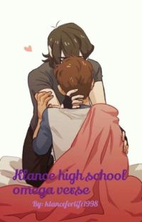 klance high school omegaverse cover