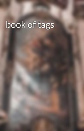 book of tags by sexymold