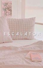 escalator; wjh + xmh [junhao] ✓ by xuexchu