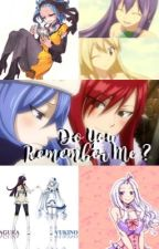Do You Remember Me? [completed ✔️] by s0ftp0p
