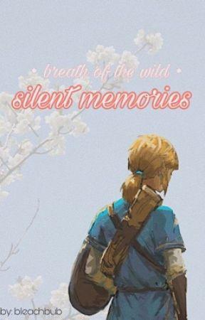 silent memories // botw link x reader by bleachbub