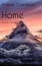 Home | Loki   [Book Two] by ArtCaedmon