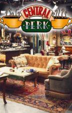 Central Perk Love by killerkellic