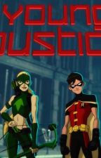 Young Justice Group Chat by Aliyza_Cinn