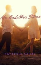Mr. and Mrs.STONE by 22Satakshi