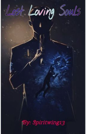 Lost Loving Souls (Connor x Reader) by spiritwing13