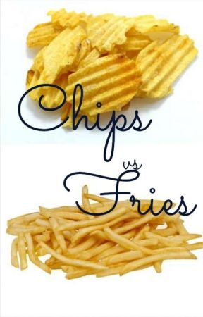 CHIPS VS FRIES by doodledaddy