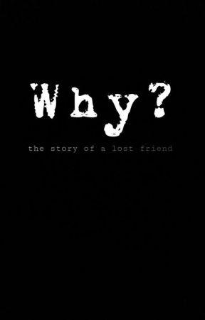 Why? by SadAndLost101