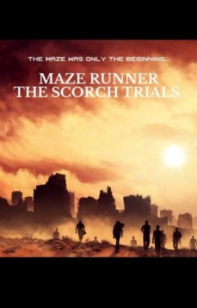 Maze Runner The Scorch Trials  Newt X Reader  by PerryladyIsDaBomb