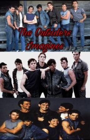 The Outsiders Imagines by textinglucki
