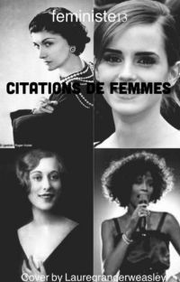 Citations de Femmes cover