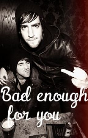 Bad Enough For You (Jalex Fanfiction) by youtuberuinedmylife