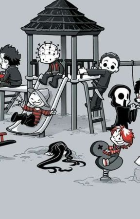 Slashers x Reader One-Shots by Red_scarfed_person