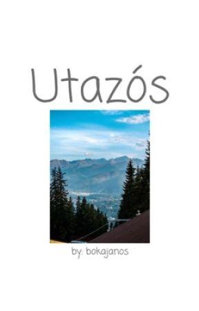 Utazós (puf) by bokajanos