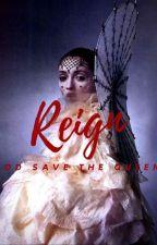 Reign ♚ Kylo Ren & Poe Dameron by constellatiio